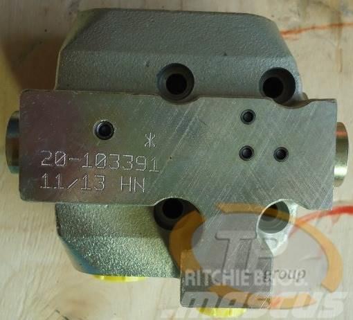 Linde 0009442535 Ventilblock