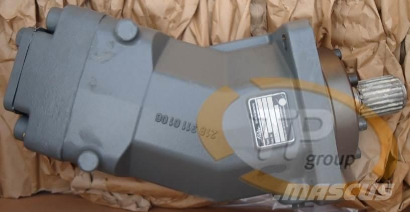 Linde 1282556 BMF186 24T mit Ausspeisung