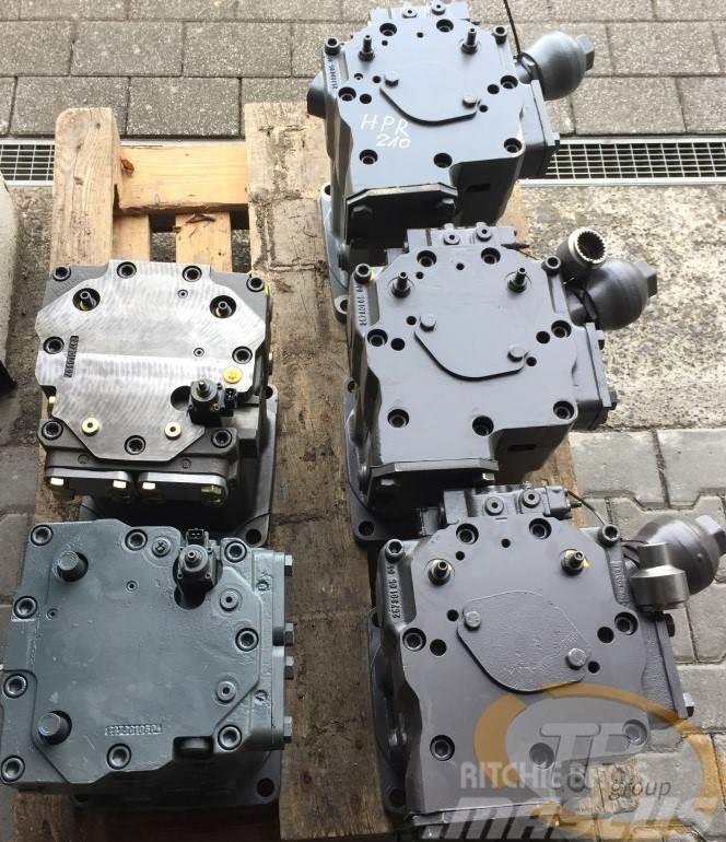 Linde 14570858 Volvo EC 230 Verstellpumpe