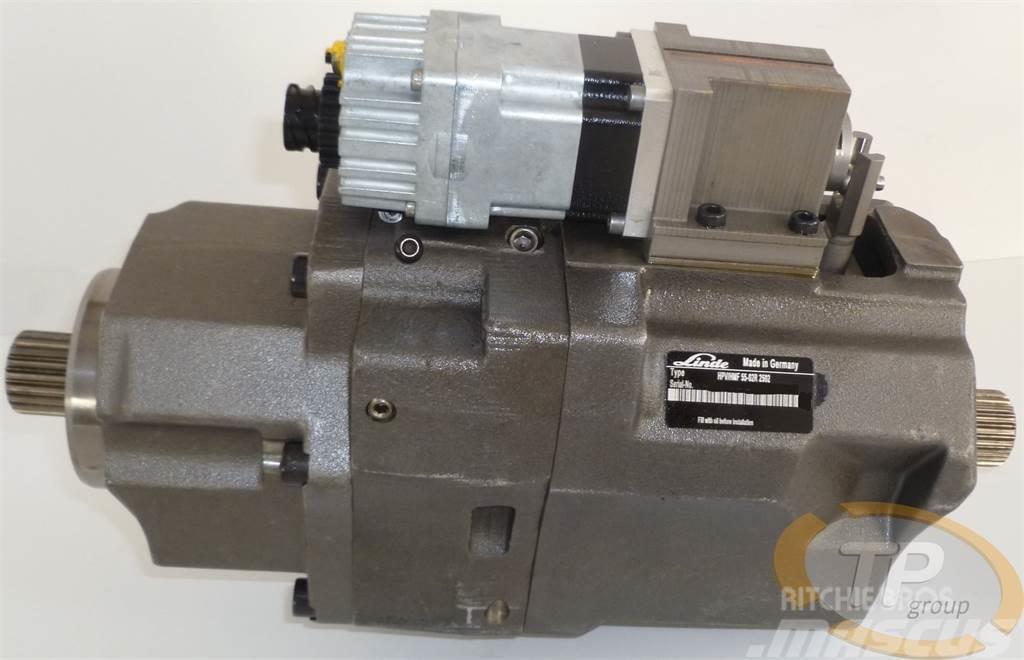 Linde 2680002502 Antriebseinheit K55 HPV/HMF 55