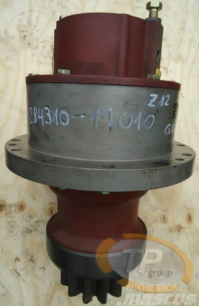 Linde 284310-11010 Furukawa Schwenkgetriebe