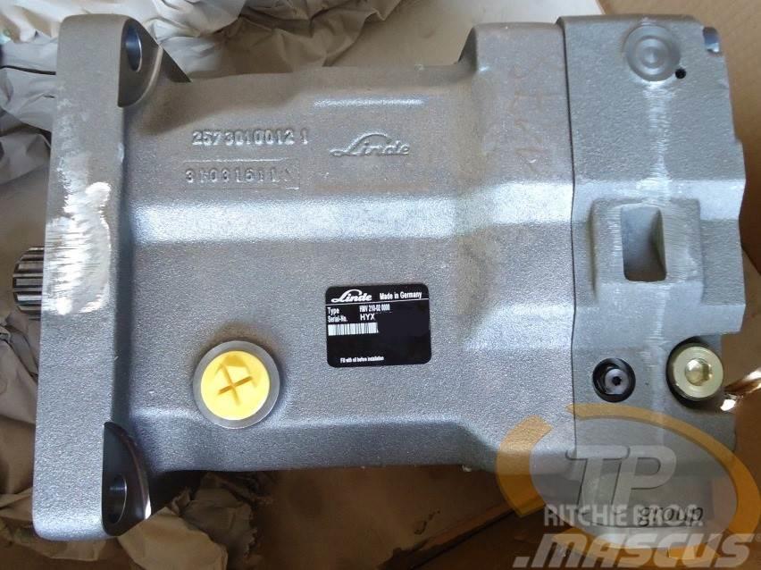 Linde 3270134 HMV210E1 Verstellmotor