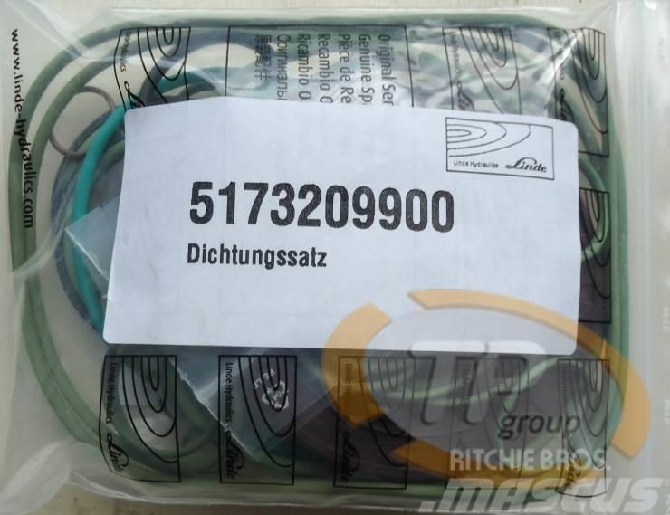 Linde 5173209900 Dichtsatz BPV200