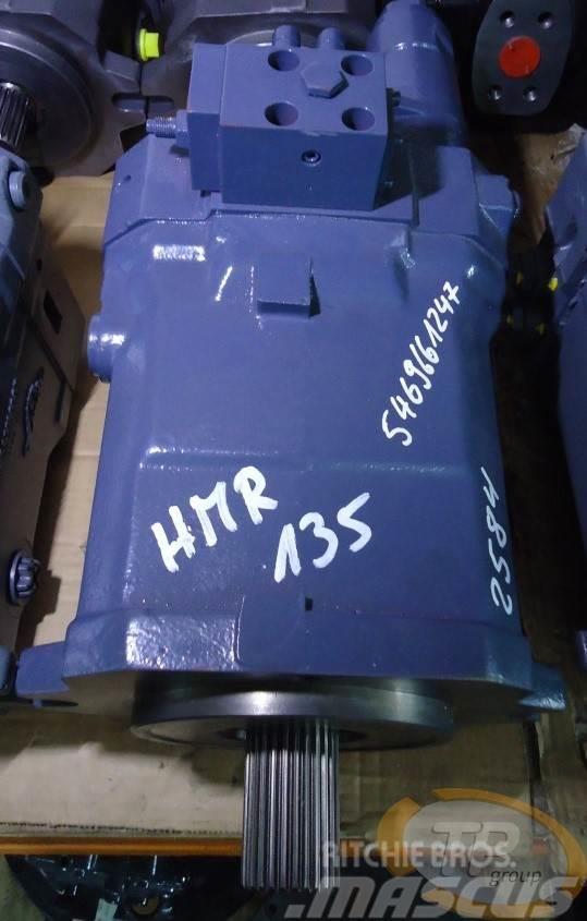 Linde 5469661185 Fuchs Verstellmotor