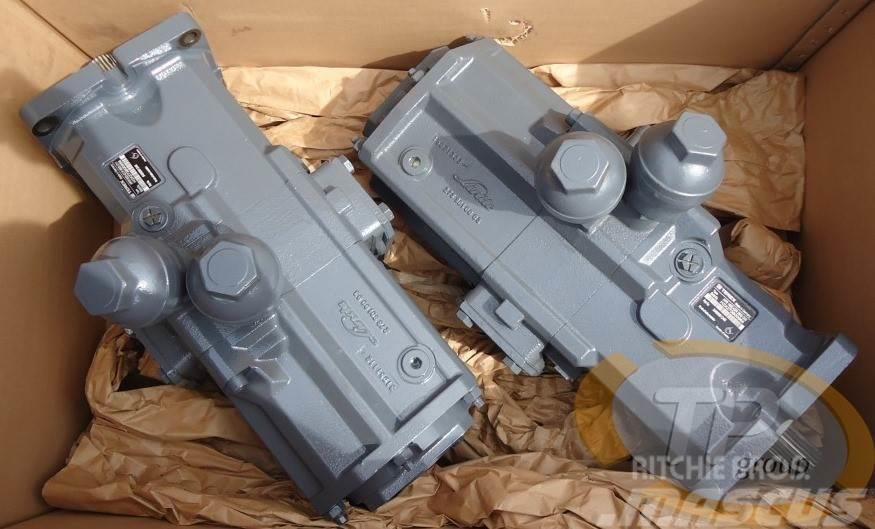 Linde 5469661263 Fuchs MHL350E Verstellpumpe