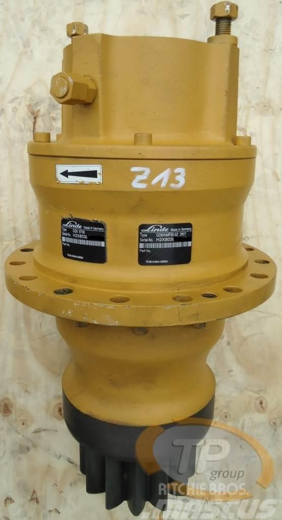Linde 8030002607 CAT M318 M320 Schwenkgetriebe