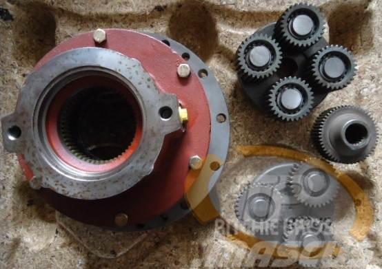 Linde 8040002505 GD9 Schwenkgetriebe Ersatzteile