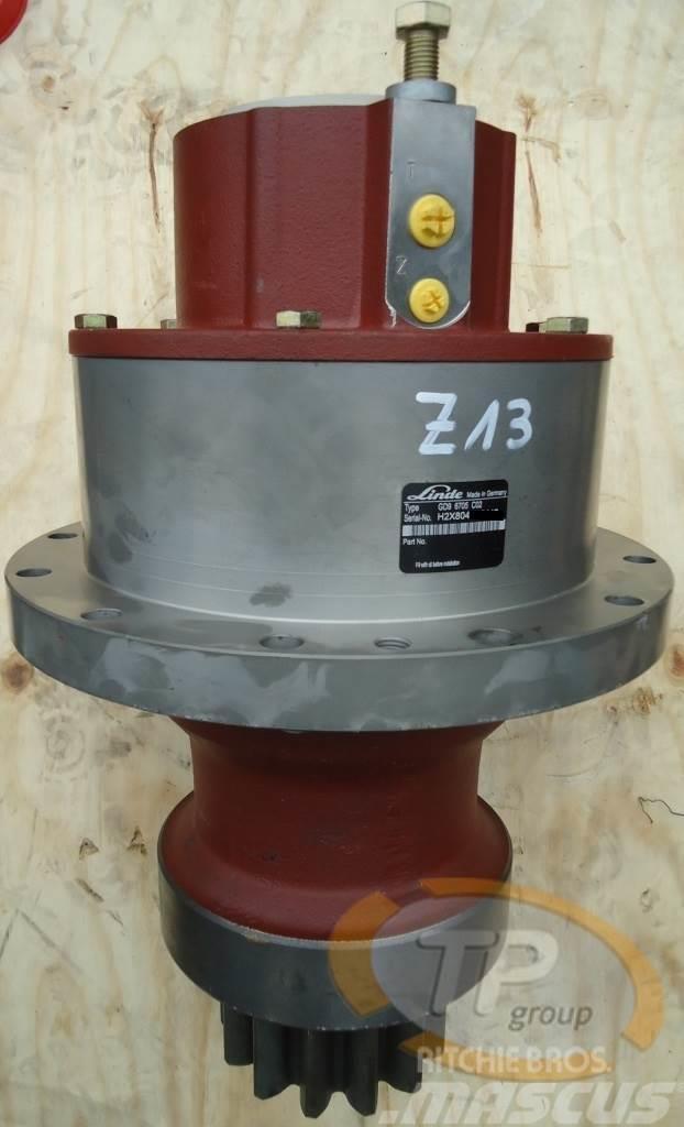 Linde 8040006705 Atlas Schwenkgetriebe Z13