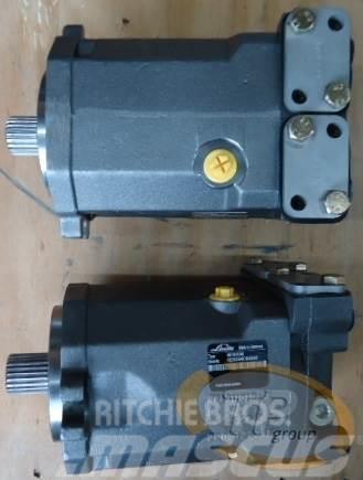 Linde 9242600 HMF105-02 Motor