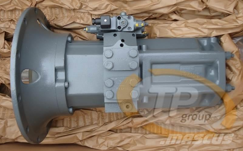 Linde HPR160/130D-01R VD3 Regler
