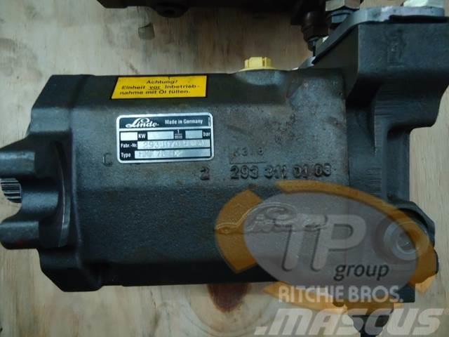 Linde HMF75-02 Linde Motor