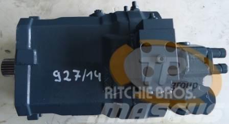Linde HMR105-02 Motor