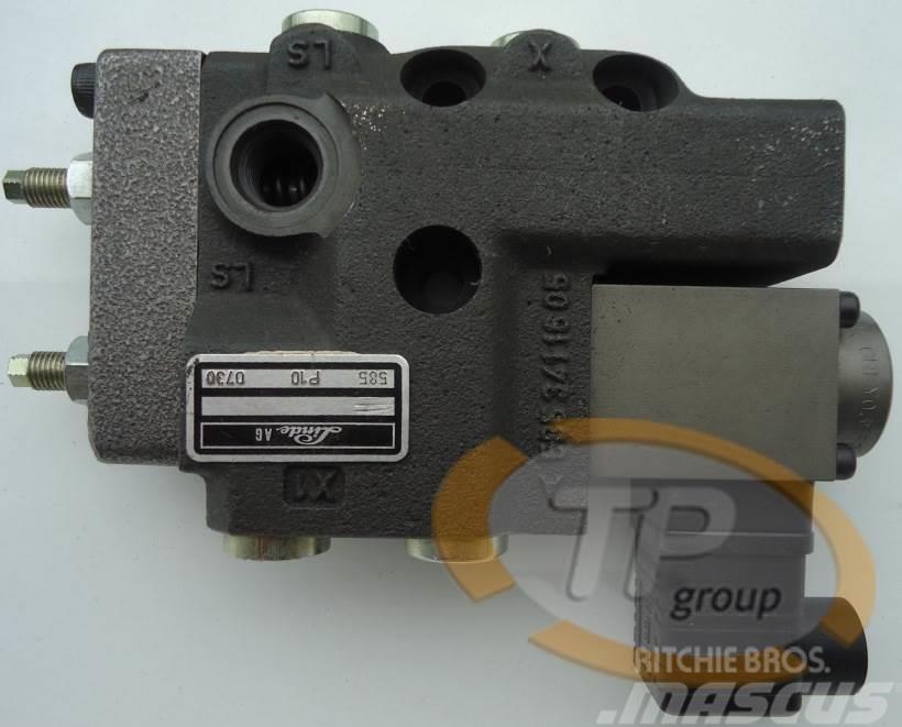 Linde HPR-02 E1L 24V Regler