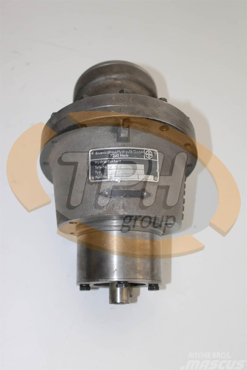 [Other] Brueninghaus 054992 Hydraulik Motor 712BX8000ZL