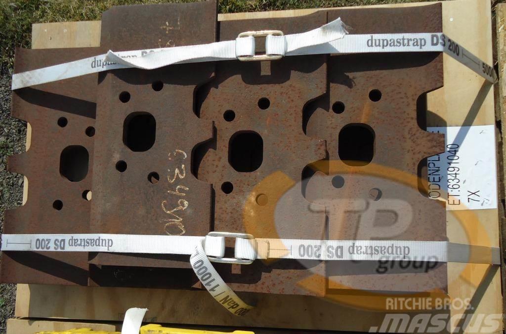 [Other] Intertrac 62281140 Bodenplatte 2 Steg 500mm