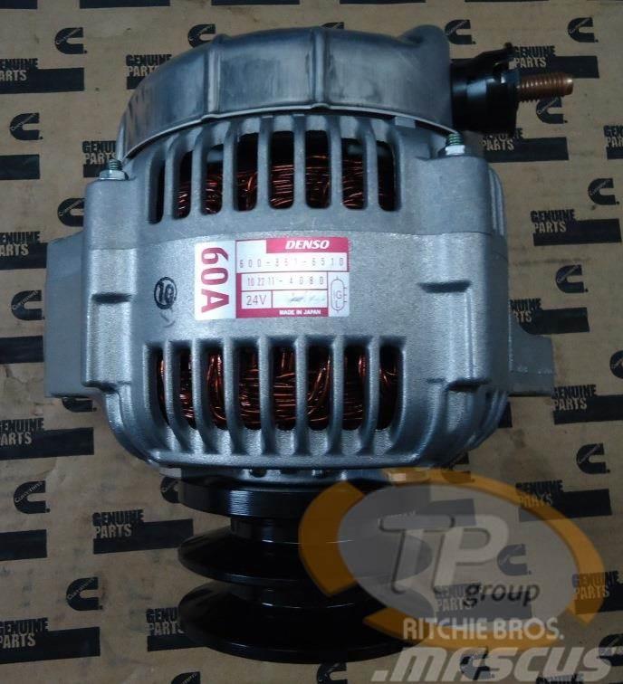[Other] Nippo Denso 600-861-6510 Alternator 24V