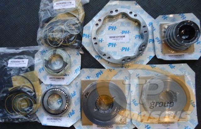 Poclain Hydraulikmotor MS02 - MS125
