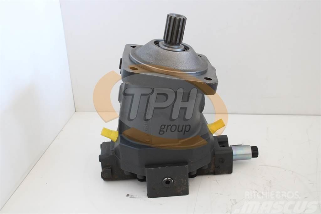 Rexroth 419-18-31301 Verstellmotor Komatsu WA320-5