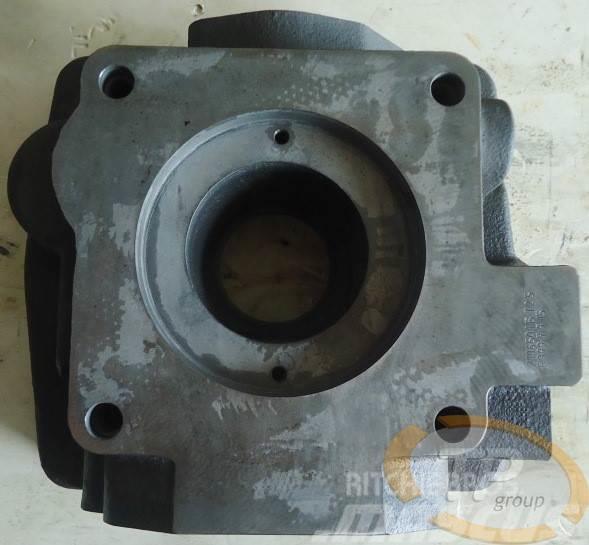 Rexroth R902106501 Anschlussplatte A11VO130