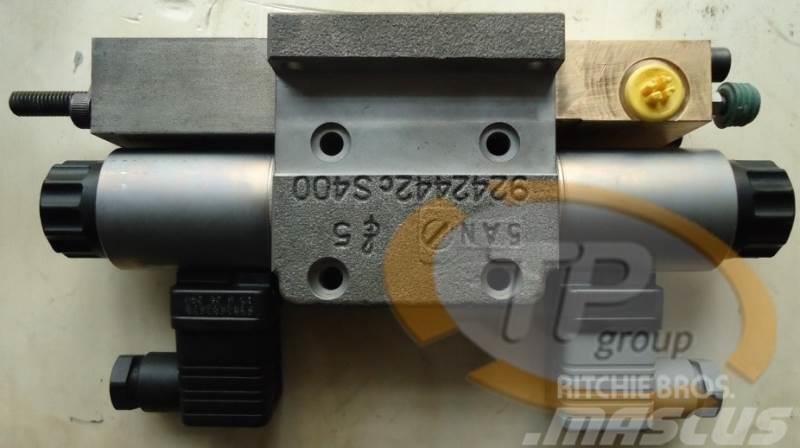 Rexroth R909602889 Ansteuergeraet A4VG90DA