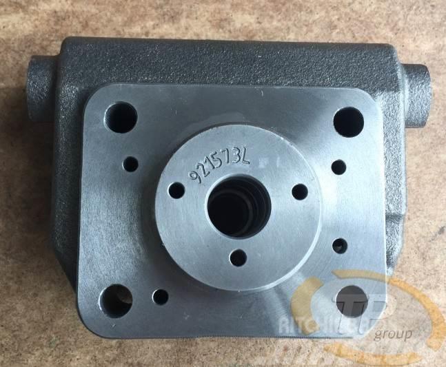 Rexroth R909921573 Steuergehäuse A6VM160