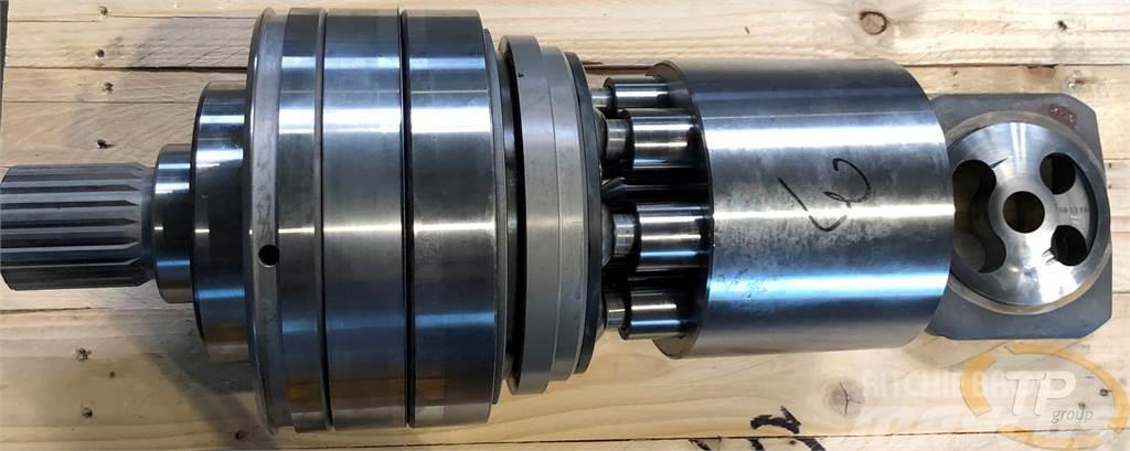Rexroth R910715166 Triebwerk A7V-SL 500