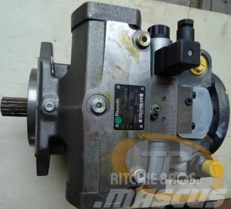 Rexroth 5050101 HBM BG190 Verstellpumpe