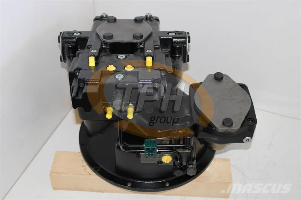 Rexroth 5364800201 Axialkolbenpumpe A8VO140/63R1