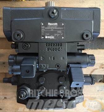 Rexroth 5364662380 Schaeff HML31 Terex TW85