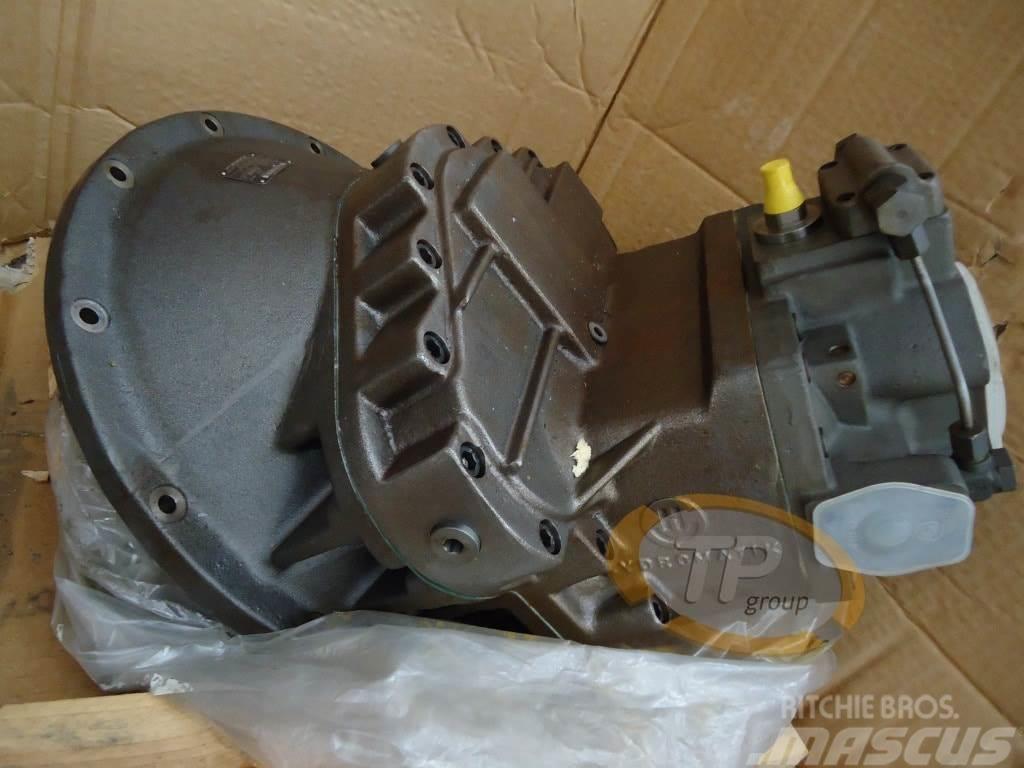 Rexroth A8V107SR2R13XF1 3373211R21