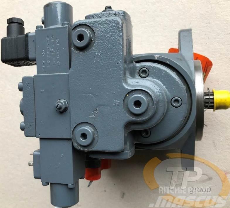 Rexroth 05801554 Bomag BW850 Verstellpumpe