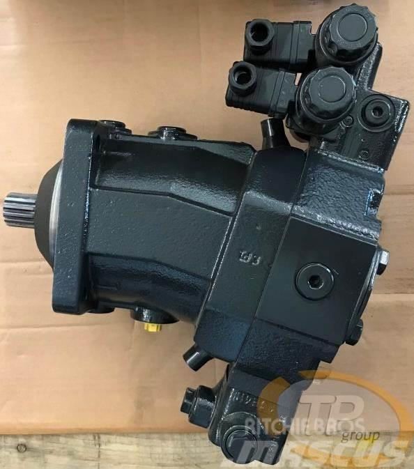 Rexroth 1000027820 Kramer 280 - 341 Verstellmotor