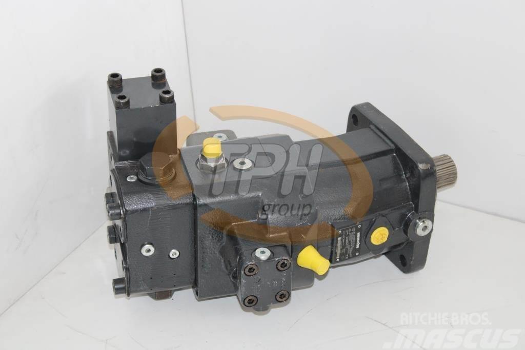 Rexroth 20G6031102XC Komatsu PW160-7
