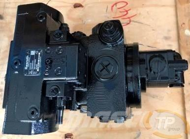 Rexroth 228-7586-00 Caterpillar TTl 973 C Verstellpumpe