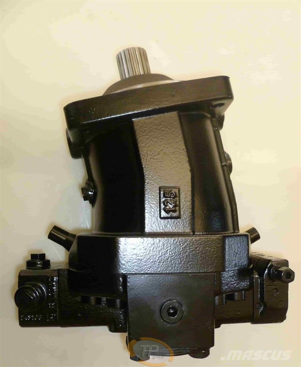 Rexroth 42U1751130YF Verstellmotor WA80