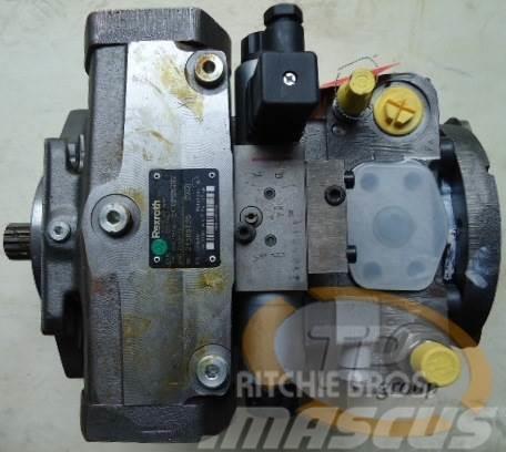 Rexroth 4530334 O+K F156A CNH Verstellpumpe
