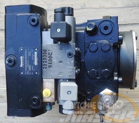 Rexroth 5364662420 Terex TL80 Schaeff SKL 834
