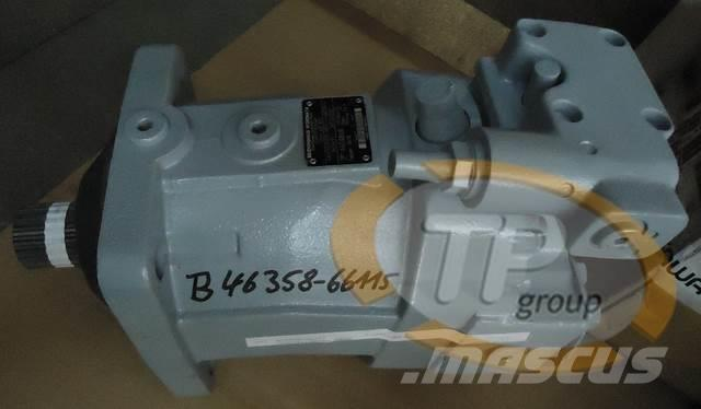 Rexroth 5364661815 Terex Schaeff Verstellmotor