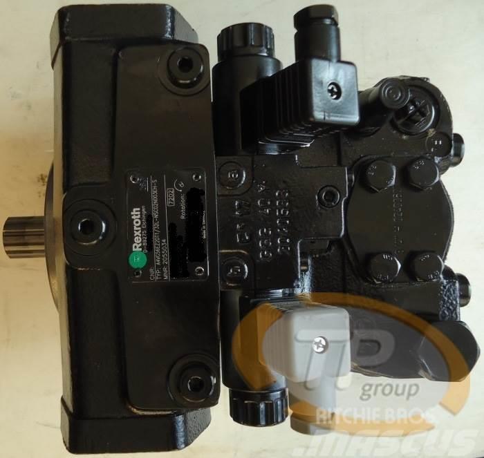 Rexroth 5364662120 Schaeff SKL843 Verstellpumpe