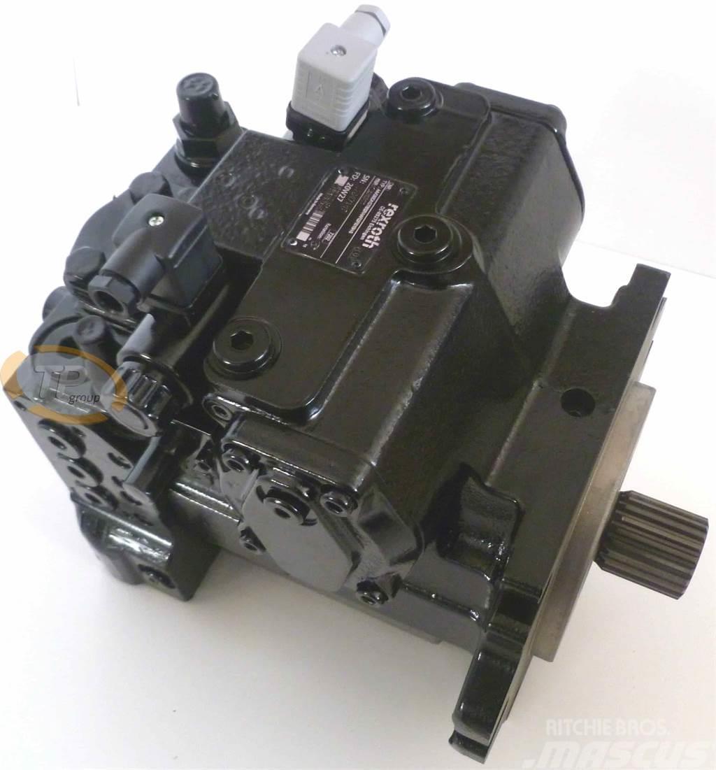 Rexroth 5364662516 Verstellpumpe Terex TW110 HML42