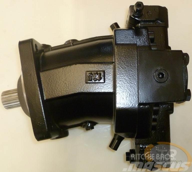 Rexroth 5364664170 TW110 HML42 Verstellmotor