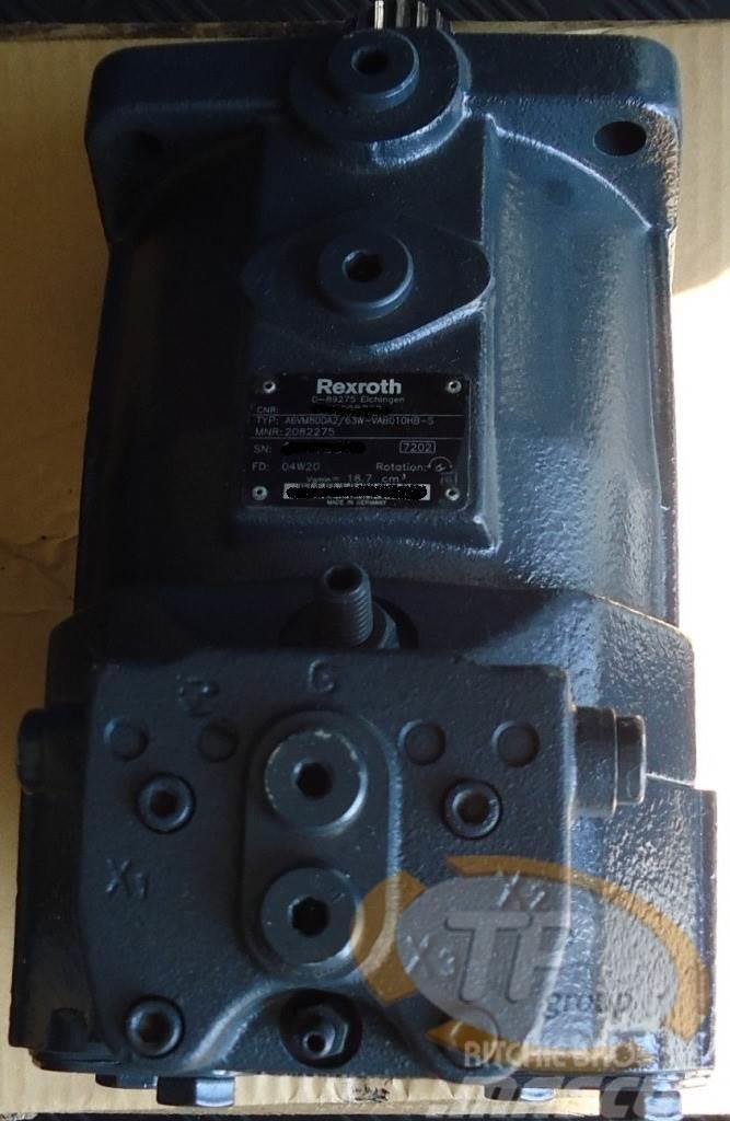 Rexroth 5716213 Liebherr L506 L507 L509