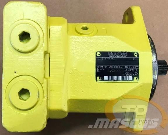 Rexroth 5800920 Bomag Vibrationsmotor