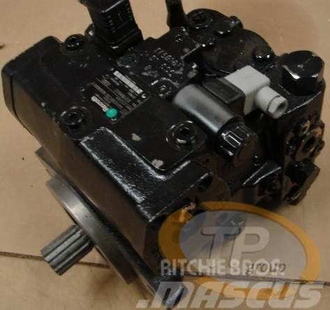 Rexroth 62S251-00000 Hitachi ZW95