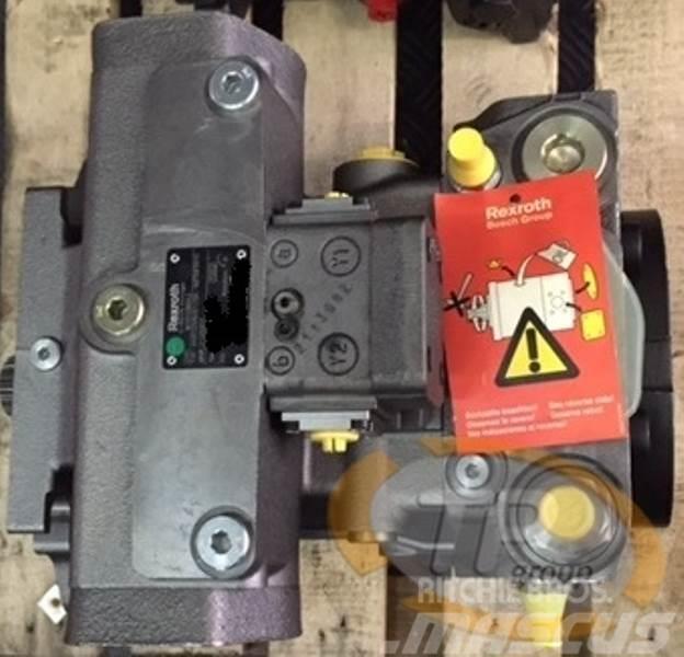 Rexroth M10008663 Wirtgen Verstellpumpe