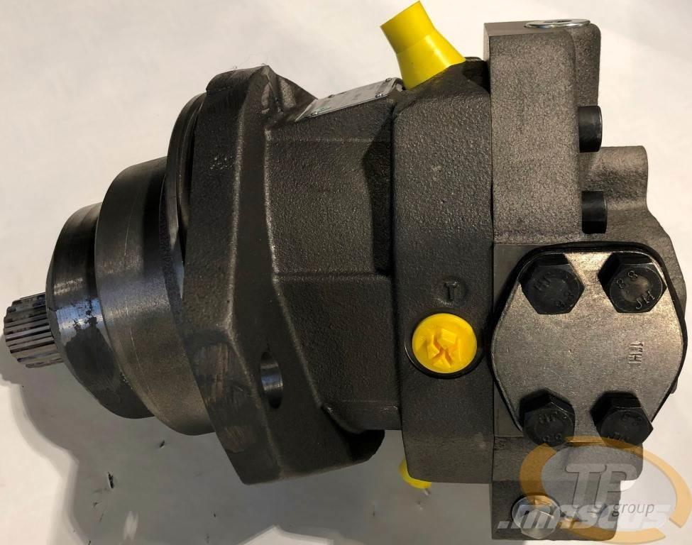Rexroth 830733 A6VE80HZ3/63W-VAL0200