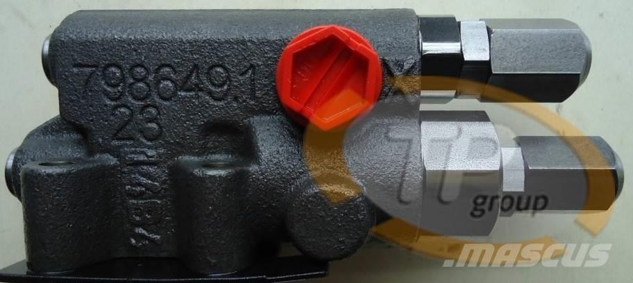 Rexroth 910975961 Steuerventil A10