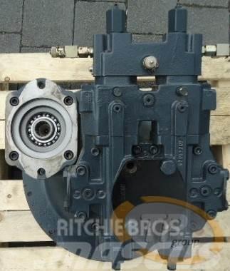 Rexroth A8VO80LA1H2/63R