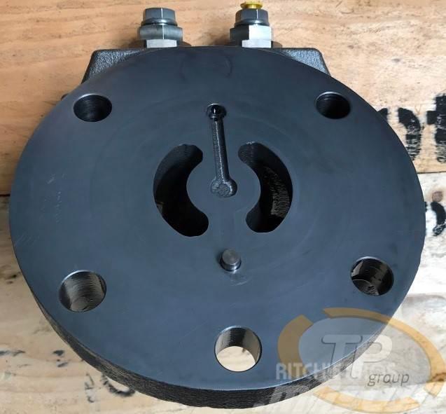 Rexroth R909442054 Anschlussplatte A2FE160