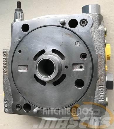 Rexroth R909609339 Anschlussplatte A4VG